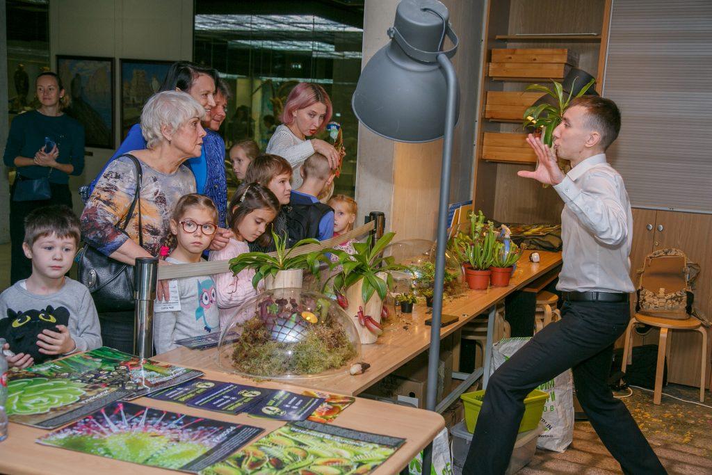 Сергей Куницын проводит мастер-классы для детей в музеях города. Фото: личный архив Сергея Куницына
