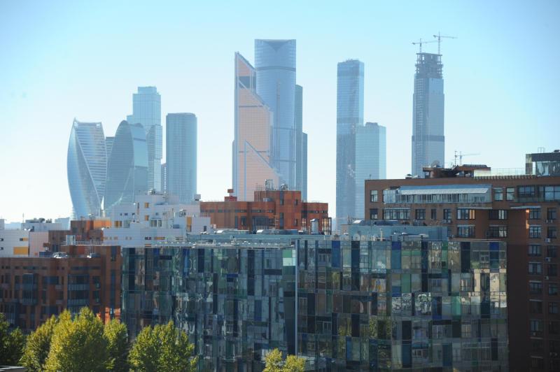Инвесторы построят в Москве более 4 миллионов «квадратов» недвижимости