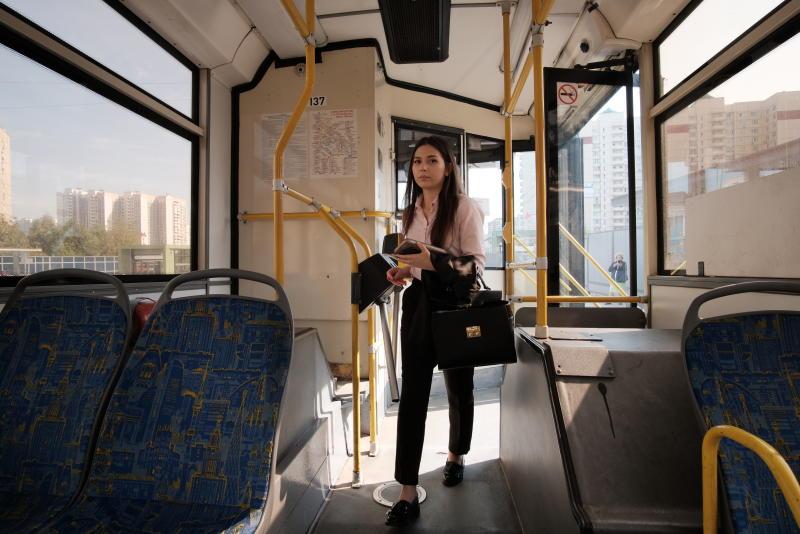 Остановку автобуса №150 перенесли. Фото: Максим Аносов,«Вечерняя Москва»