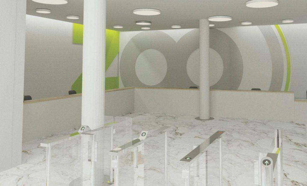 Зоопарк Москвы анонсировал строительство второго входа в стиле американского авангарда