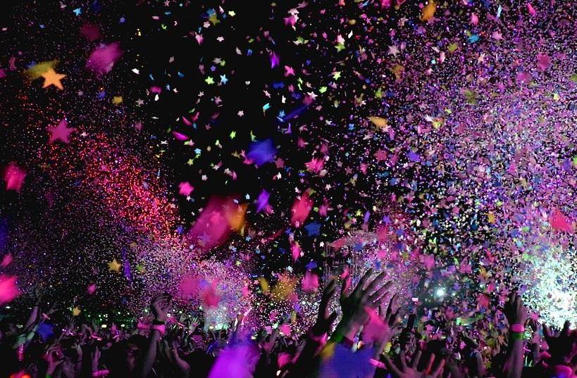 Цвет настроения: молодежную дискотеку организуют на юге столицы