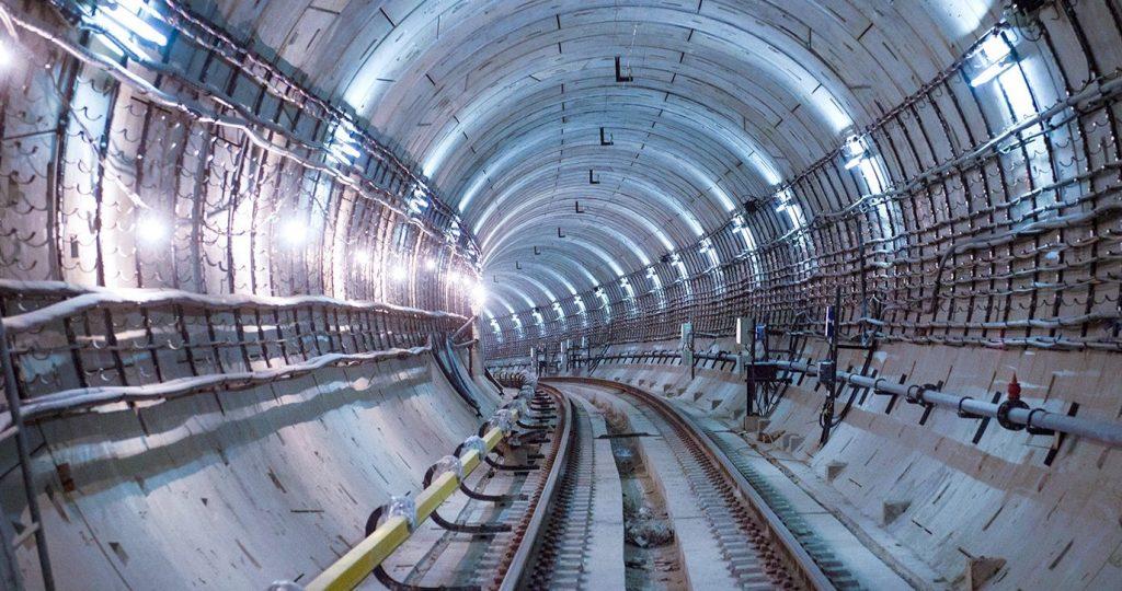 Юго-западный участок БКЛ между «Можайской» и «Аминьевским шоссе» достроят к 2022 году