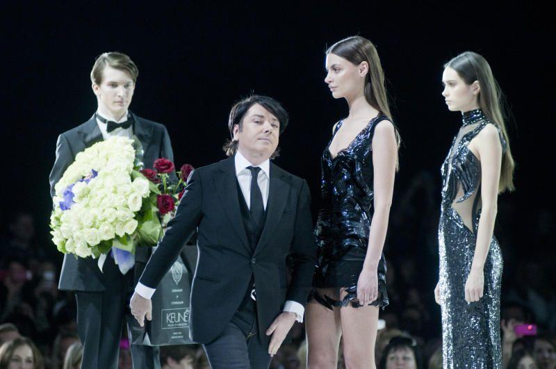 Валентин Юдашкин выберет лучших молодых модельеров страны в университете имени Косыгина