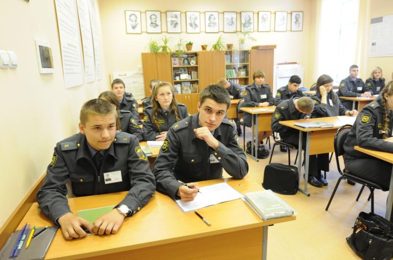 Отбор в Колледж полиции и Юридический колледж