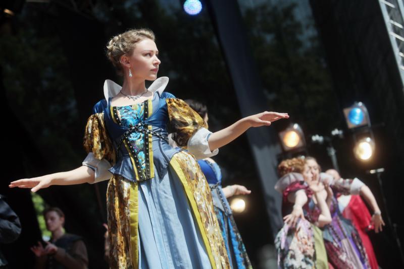 Обрести уверенность в себе помогут на занятии по актерскому мастерству в техникуме имени Красина