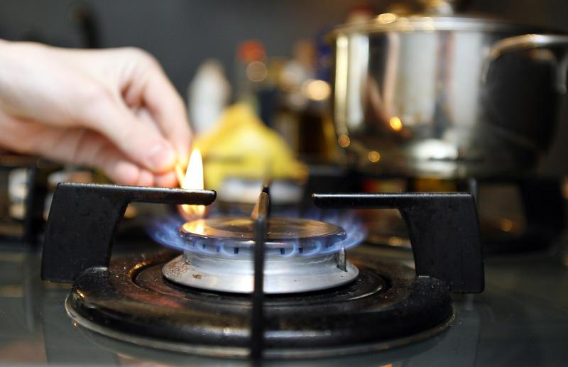 Специалисты заменили системы газоснабжение в 15 домах Южного округа. Фото: Наталия Нечаева, «Вечерняя Москва»