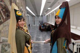 Многообразие культуры Казахстана раскроют в Культурном центре «Дружба». Фото: Максим Аносов, «Вечерняя Москва»