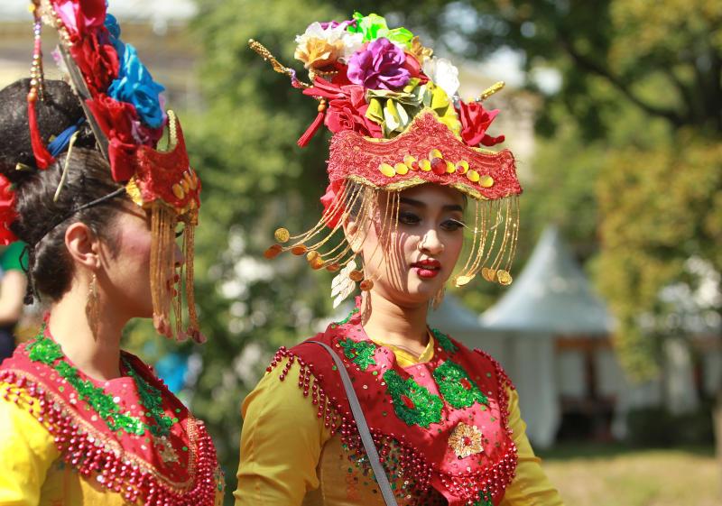 Первая красавица Востока: международный хореографический фестиваль пройдет в «Авангарде». Фото: Наталия Нечаева, «Вечерняя Москва»