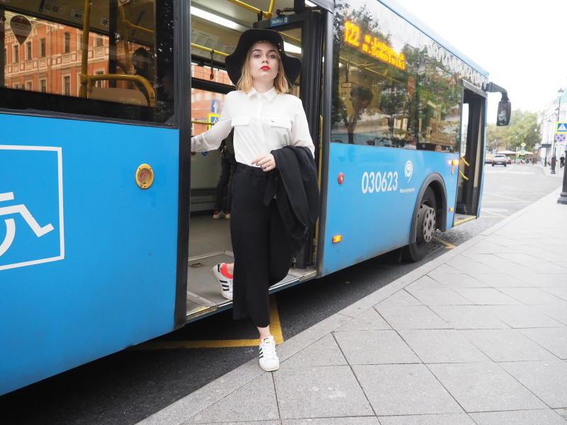 Новая остановка появилась на маршруте автобуса №44