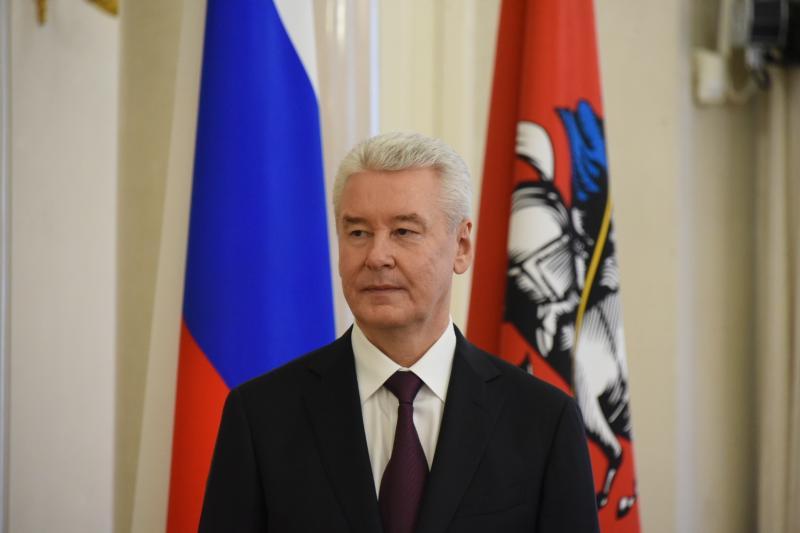 Мэр Москвы поздравил столичных промышленников с праздником