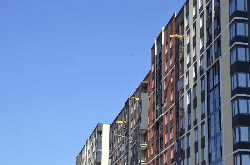 Почти 700 тысяч «квадратов» недвижимости ввели в эксплуатацию на юге Москвы с начала года