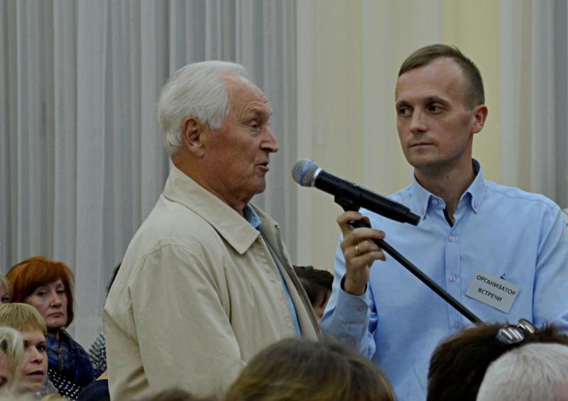Традиционные встречи с главами управ районов Южного округа состоятся 17 октября. Фото: Анна Быкова