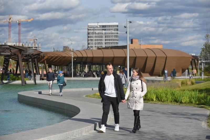 Столичные парки перейдут на зимний режим работы в ноябре