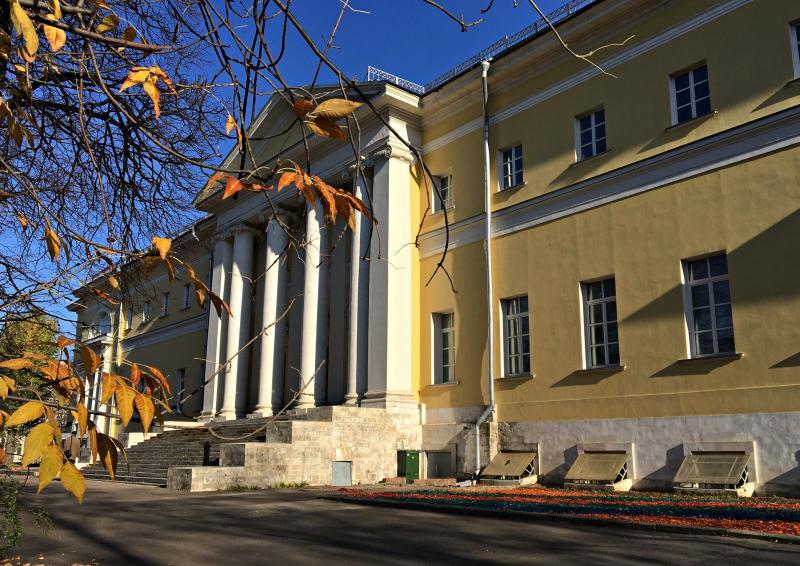 Павловская больница: первая бесплатная лечебница отмечает 255-летие