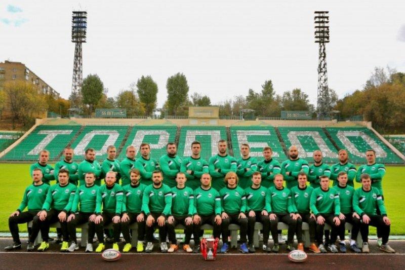 Регбийный клуб «Торпедо Москва» отпразднует пять лет со дня основания. Фото: официальная страница РК «Торпедо Москва» в социальных сетях