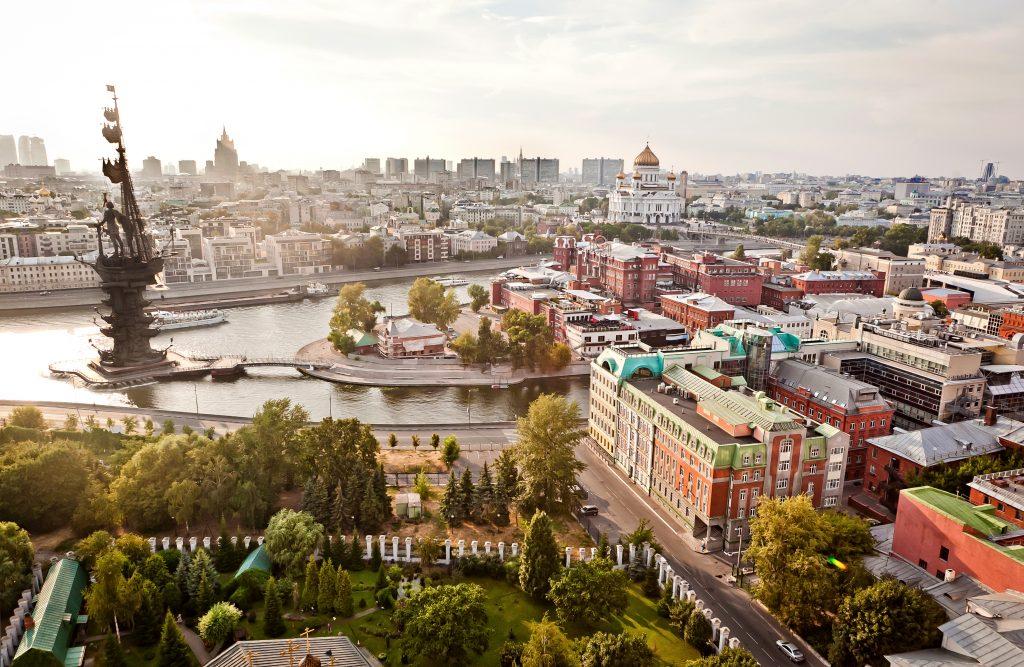 XIX премия туристической и гостиничной индустрии Москвы «Путеводная звезда»