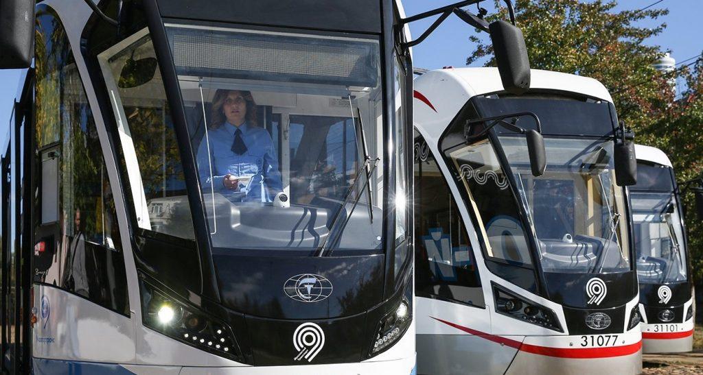 Трамваи изменят маршруты в связи с ремонтом путей. Фото: официальный сайт мэра Москвы