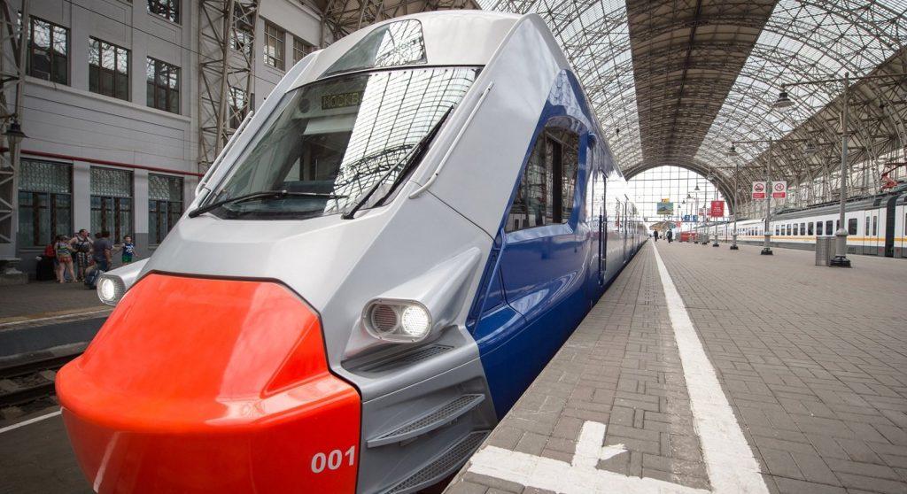 Первые поезда МЦД начнут тестировать в декабре этого года. Фото: mos.ru