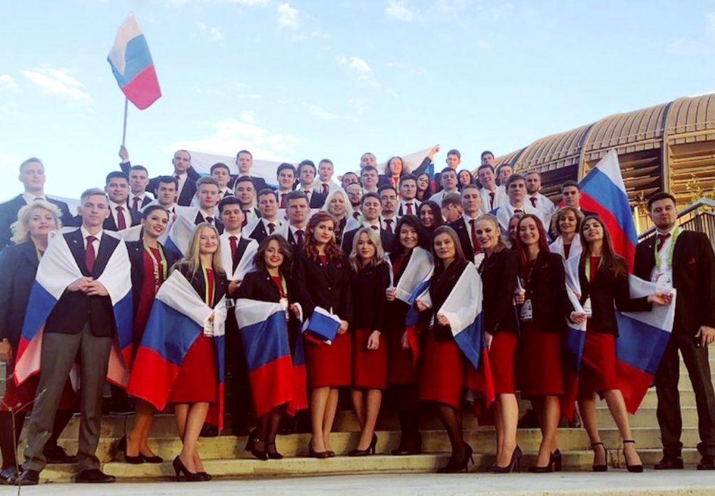 Москвичи завоевали треть медалей сборной на чемпионате EuroSkills