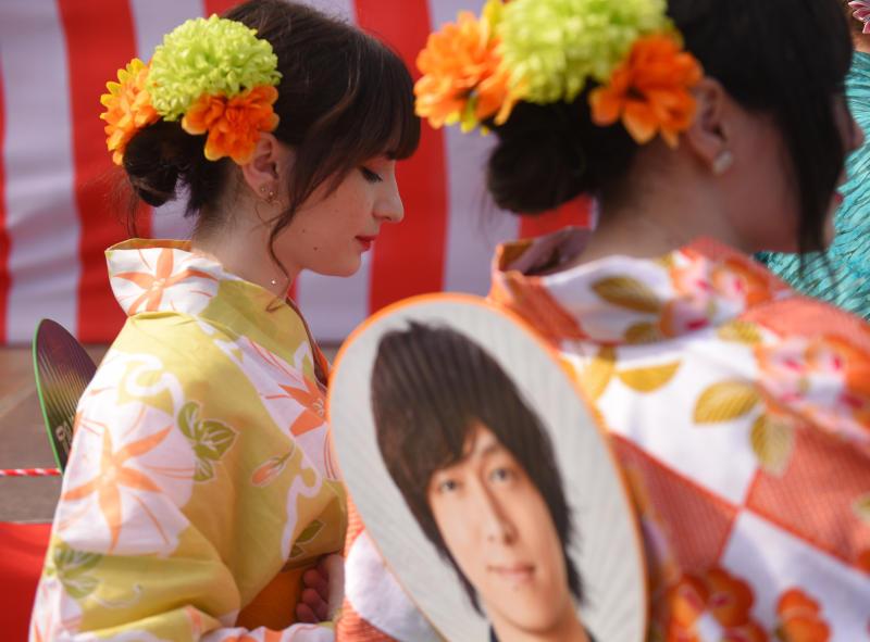 Музей-заповедник «Царицыно» расцветет красками японской осени