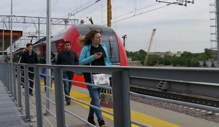 Дополнительные пути и новые платформы: как реконструировали железнодорожную станцию Царицыно
