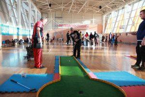 На юге состоялся инклюзивный спортивный праздник. Фото: пресс-служба Центра Физической Культуры и Спорта ЮАО города Москвы.