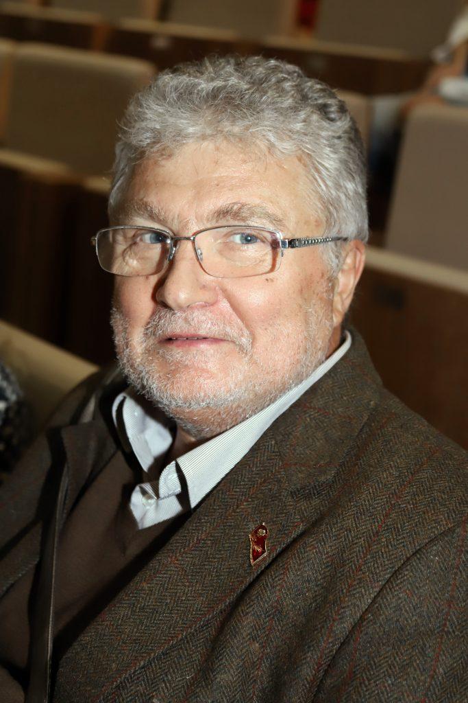 29 октября 2018 года. Юрий Поляков. Фото: Persona Stars