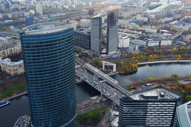 Москву накроет аномально высокое атмосферное давление