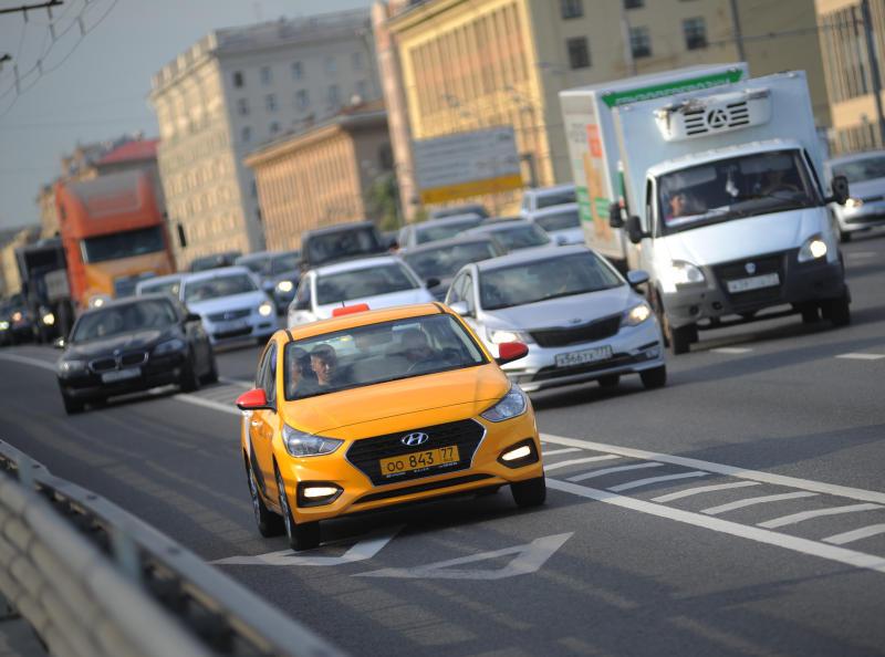 В Москве увеличится число дорожных камер до двух тысяч