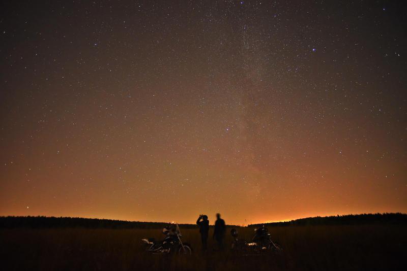 Декабрь подарит москвичам два крупных звездопада