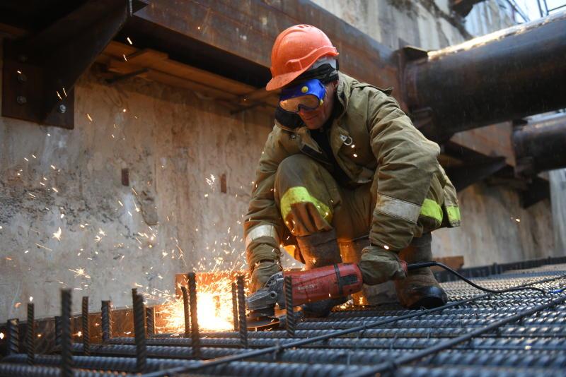 Участок метро «Саларьево» - «Столбово» планируют открыть весной 2019 года