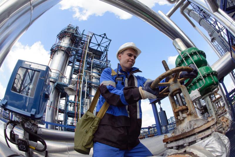 Пожар в Капотне не повлияет на обеспечение Москвы топливом