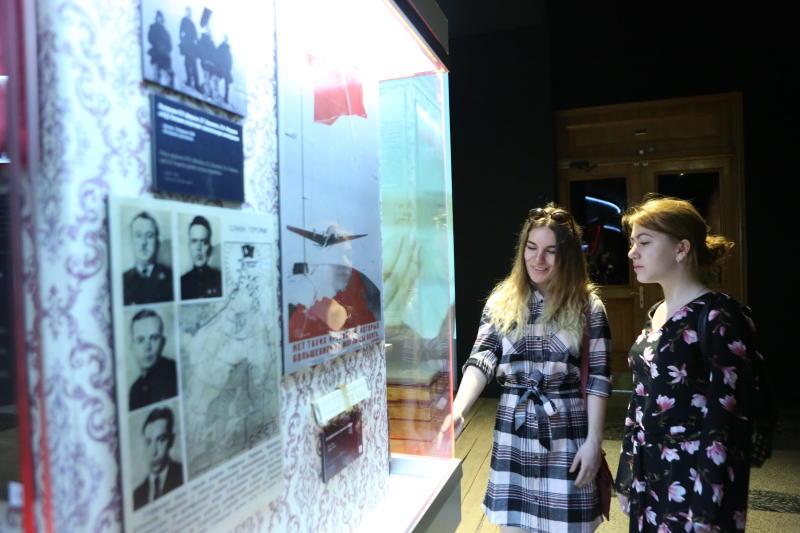 Совместную выставку Музея Победы и ТАСС посетили уже более 43 тысяч человек. Фото: Алексей Орлов, «Вечерняя Москва»