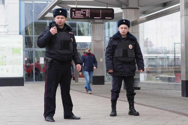 Полуголого «самурая» в алкогольном опьянении задержали на юге Москвы