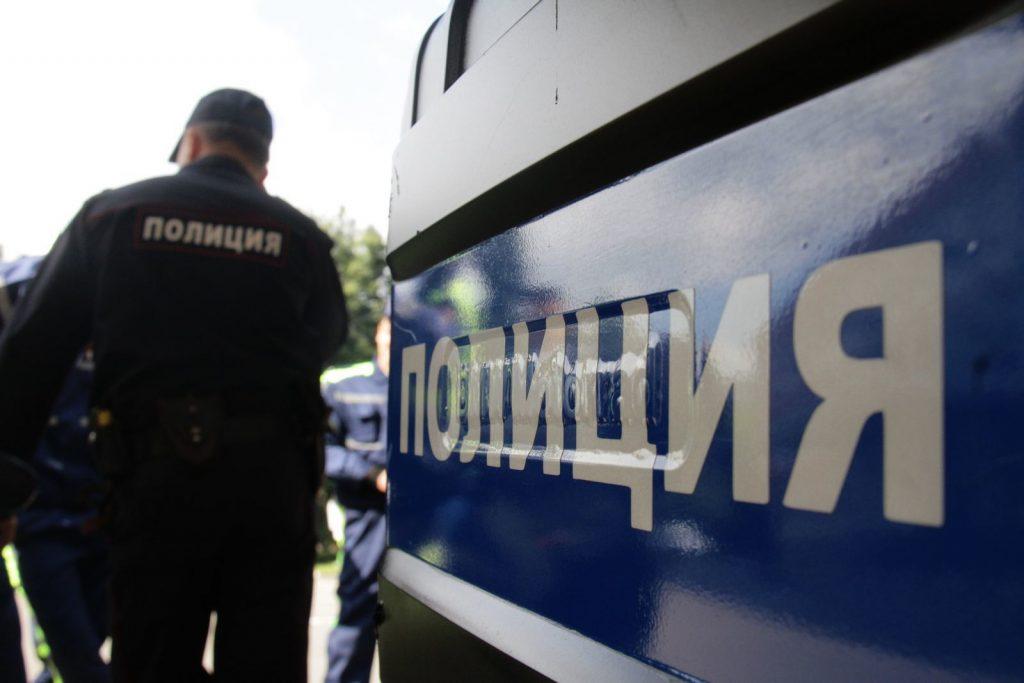 Полицейские на юге столицы задержали подозреваемых в совершении разбойного нападения и грабежа
