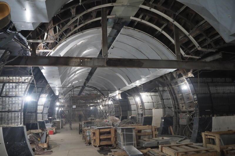 Власти Москвы утвердят проект продления красной линии метро в начале 2019 года
