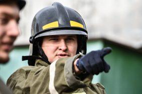 Пожарные ликвидировали возгорание в Капотне.Фото: архив, «Вечерняя Москва»