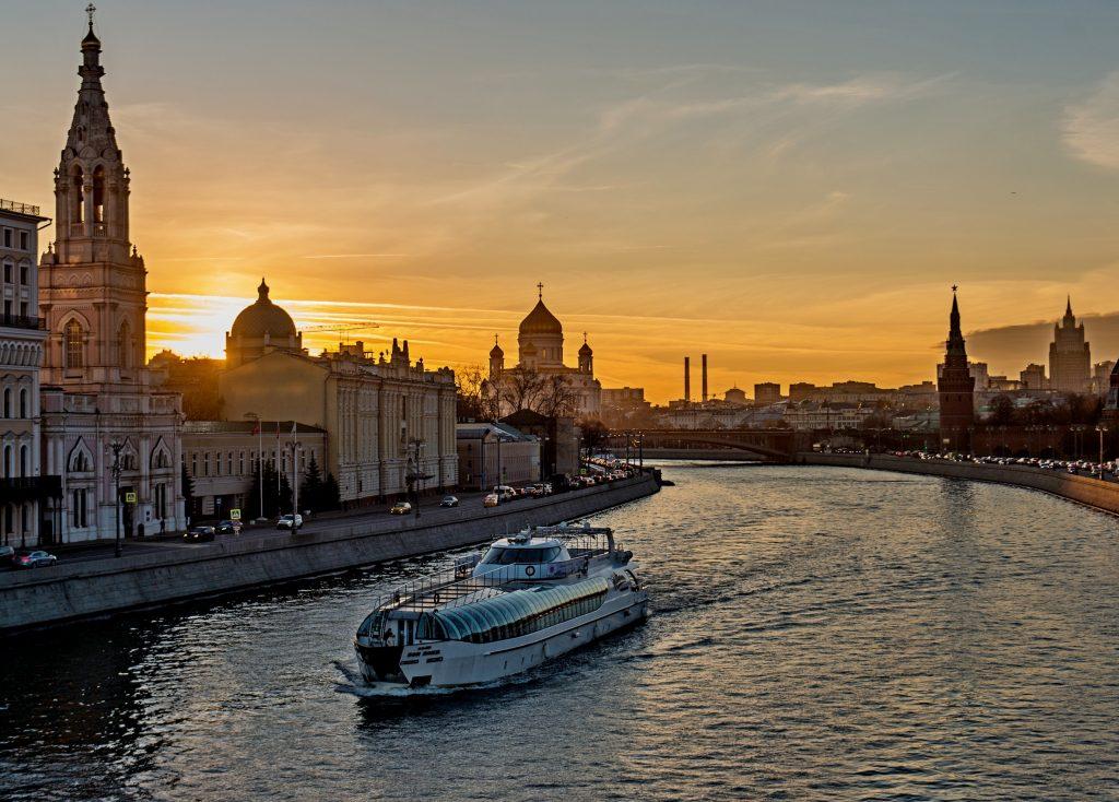 Москва-река запомнила Ледниковый период