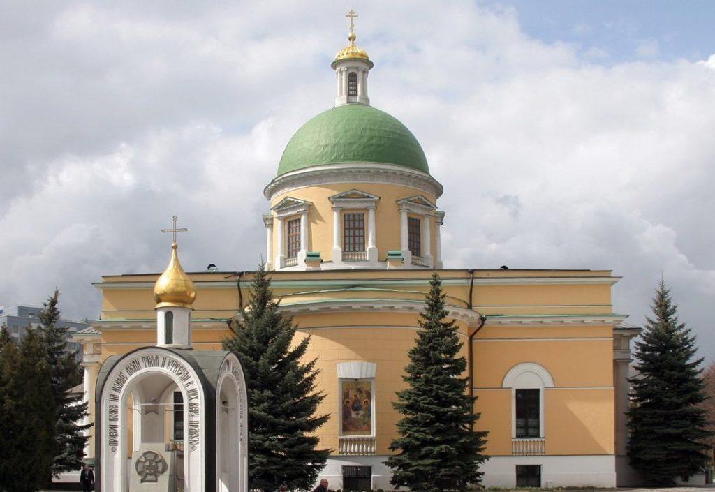 Даниловский монастырь отреставрируют