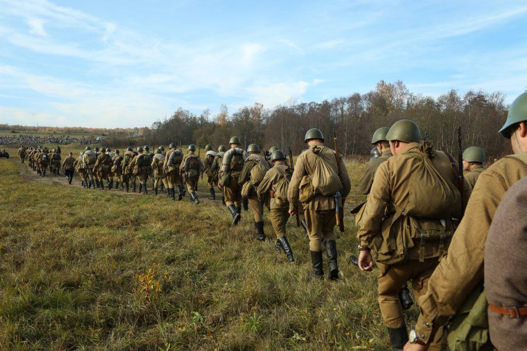 Участникам битвы под Москвой впервые поставят памятник