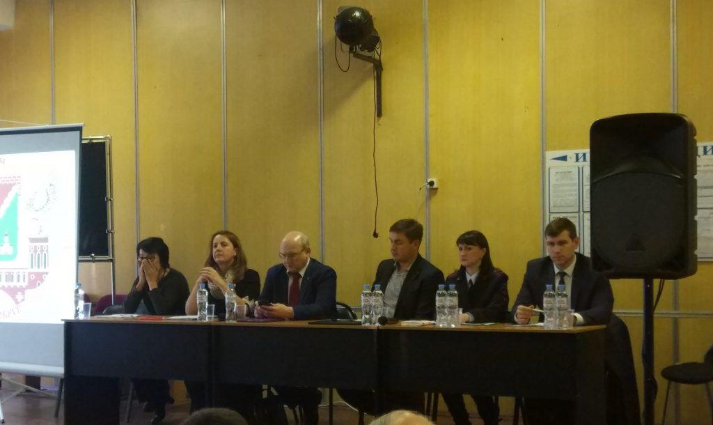 Условия проживания иностранных граждан обсудили в Центральном Чертанове