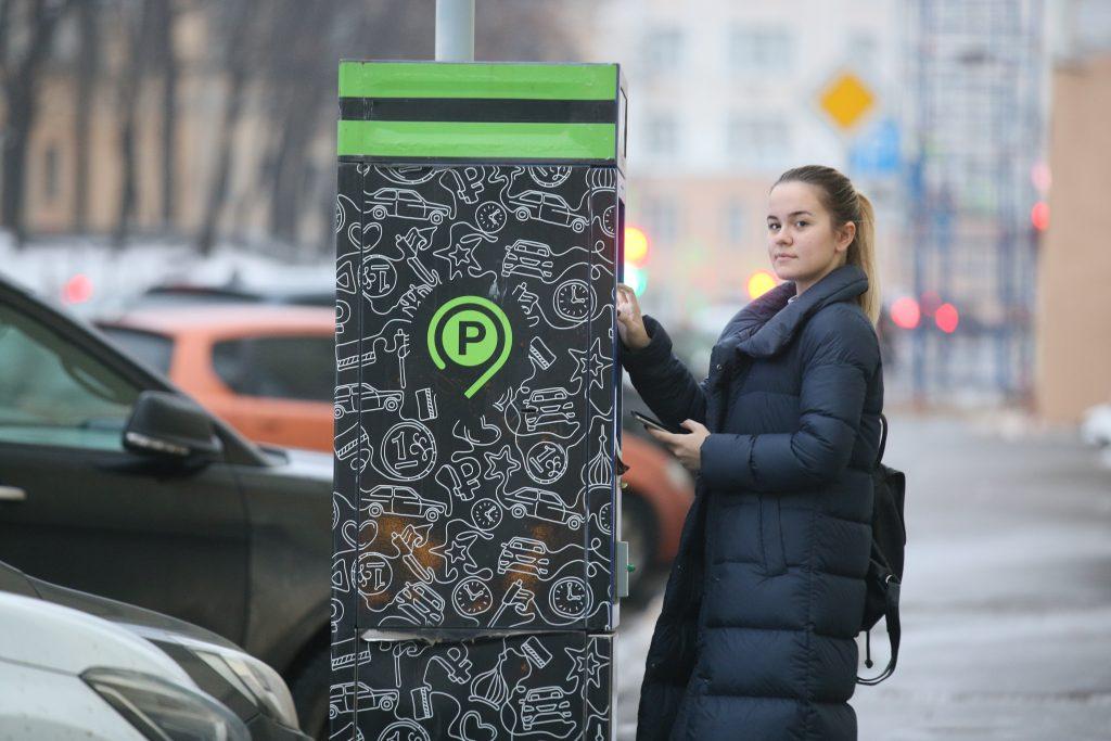 Москву продолжат благоустраивать на доходы от платных парковок