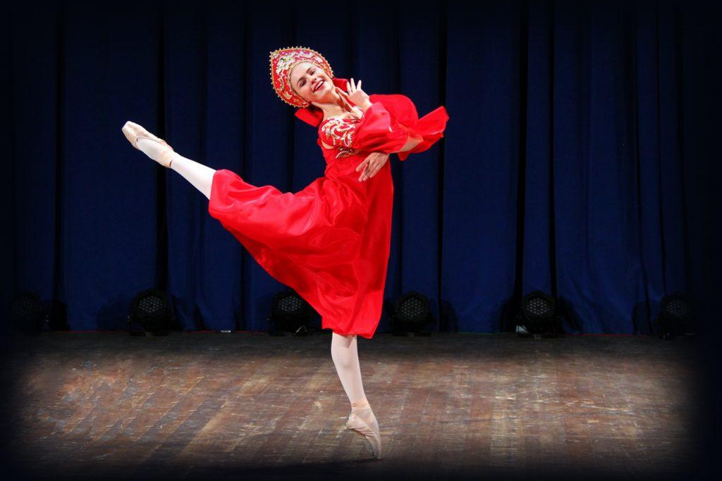 Воспитанники балетной школы «Армида» поедут на конкурс в Америку