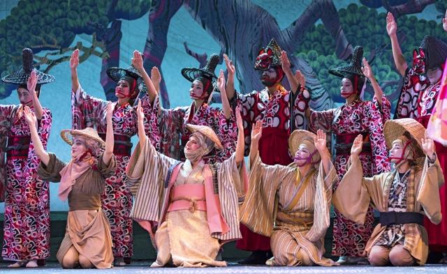 Спектакль Театриума на Серпуховке вошел в лонг-лист «Золотой маски»