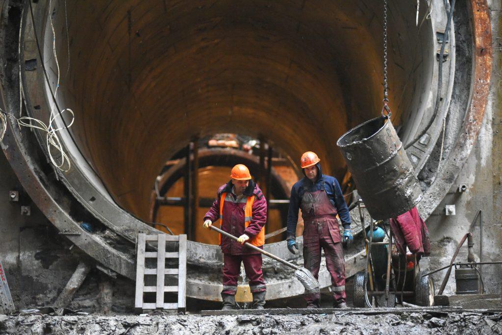 Метро Москвы построит Коммунарскую линию до 2024 года