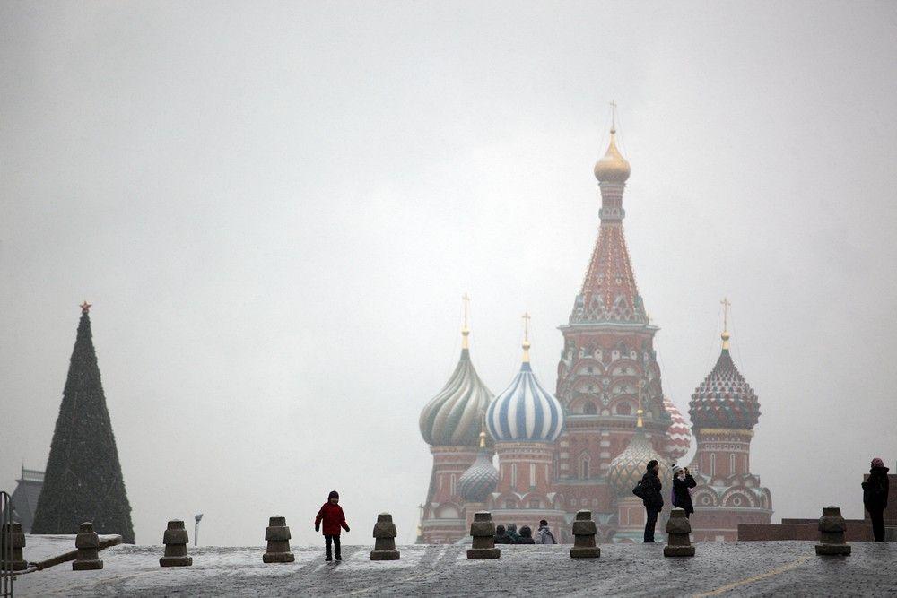 Последняя церковь храма Василия Блаженного открылась для посетителей