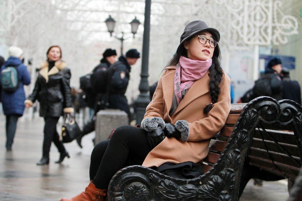 Синоптики пообещали мокрый снег в выходные дни.Фото: архив, «Вечерняя Москва»