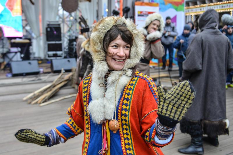 Москвичей пригласили на праздник национальностей 4 ноября