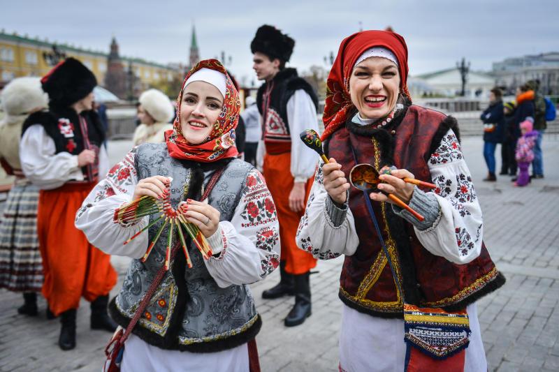 День народного единства отметят в 19 парках Москвы