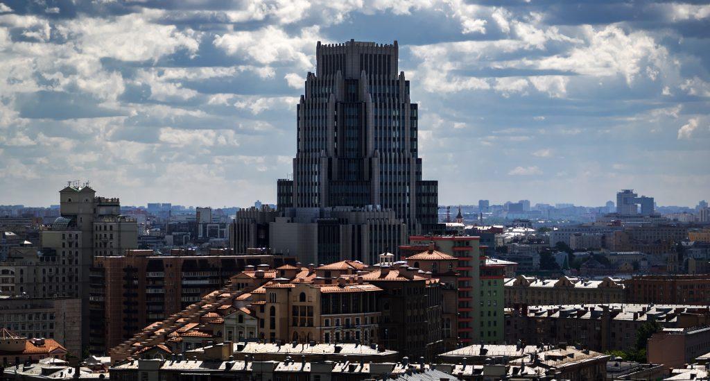 Международные эксперты назвали Москву умным городом